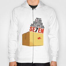 Seven Movie Poster Se7en Hoody