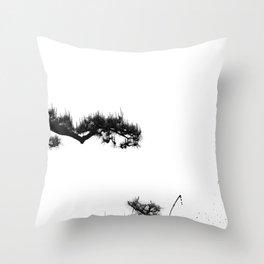 hisomu A. Throw Pillow