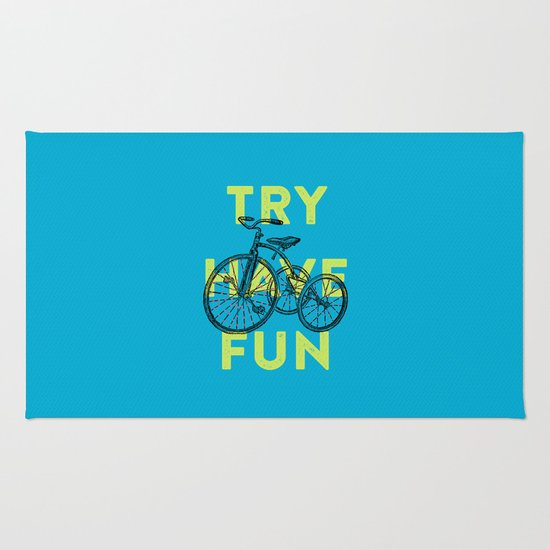 Try have fun Rug