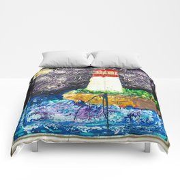 Starry Dream Comforters