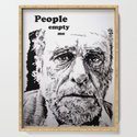 PEOPLE EMPTY ME by artito