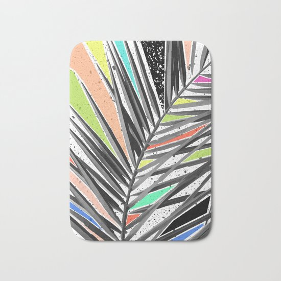 Tropical madness Bath Mat