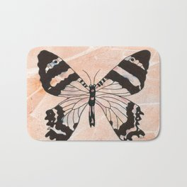 Ethereal Butterfly Bath Mat