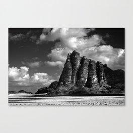 Seven Pillars Canvas Print