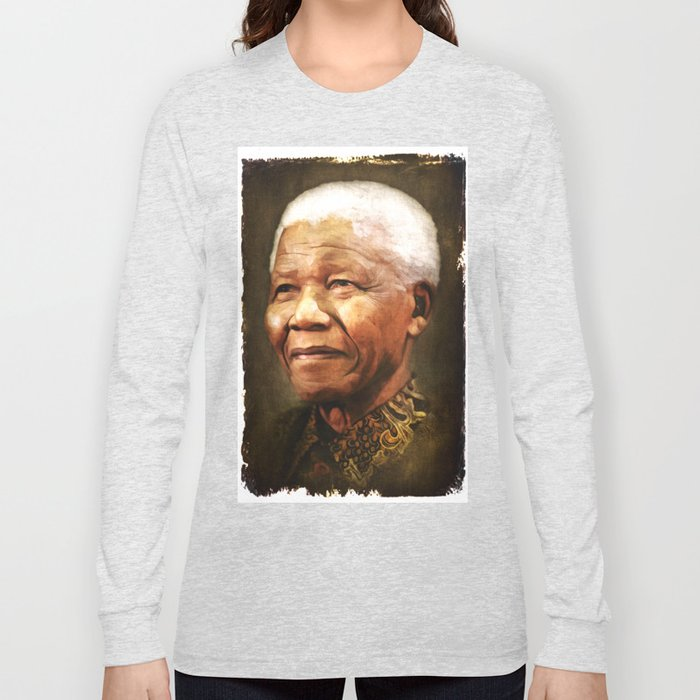 Mandela Long Sleeve T-shirt