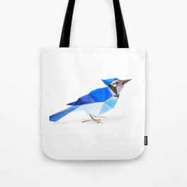 Blue Jay. Tote Bag