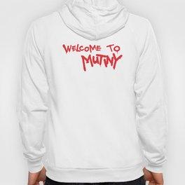 Welcome to Mutiny - Halt & Catch Fire Hoody