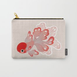 Red cap Oranda Carry-All Pouch