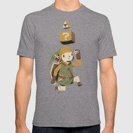 triforce power up T-shirt