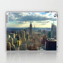 View Of New York City Laptop & iPad Skin