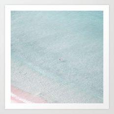 beach - summer of love IV Art Print