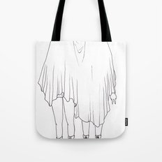 Little Ghosts Tote Bag