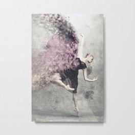 Dancing on my own Metal Print