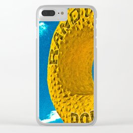 Randy's Donuts - Los Angeles, CA Clear iPhone Case