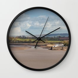 Sharpness Marina Wall Clock