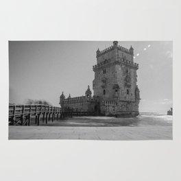 Torre de Belém, Lisbon Rug