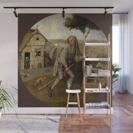 "Hieronymus Bosch ""The Pedlar"" Wall Mural"