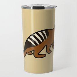 Cute Numbat Travel Mug