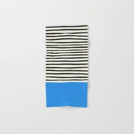 Ocean x Stripes Hand & Bath Towel