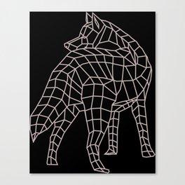 Colorado Wolf Canvas Print