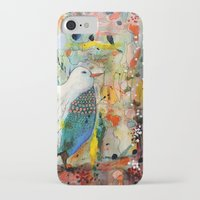 andreas preis iPhone & iPod Cases featuring vers toi by sylvie demers