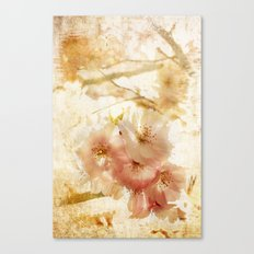 Blossom Crush Canvas Print