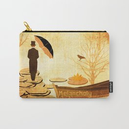 Melancholy 9 Carry-All Pouch