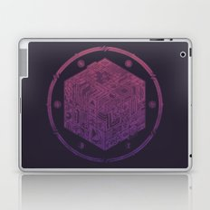 The Folly of Time and Space, Explained Laptop & iPad Skin