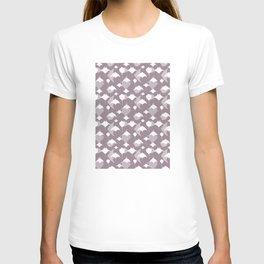Cool Manta Rays Pattern T-shirt