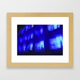 Ghosthouse Framed Art Print