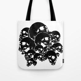 Skulls 2 Tote Bag