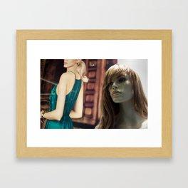 Memories of Sarah Framed Art Print