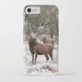 Double vision iPhone Case