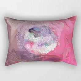 Abstract Mandala 209 Rectangular Pillow