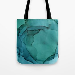 Sea Ink 3 Tote Bag