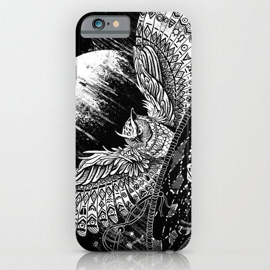 Spirit Owl iPhone & iPod Case