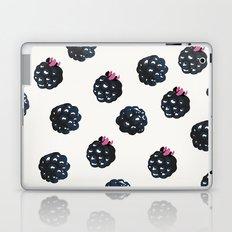 Blackberries pattern Laptop & iPad Skin