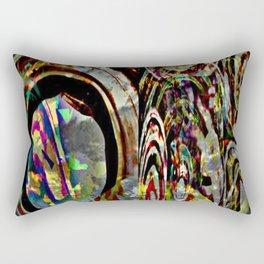 Saturn series 21 Rectangular Pillow