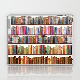Jane Austen Vintage Book collection Laptop & iPad Skin