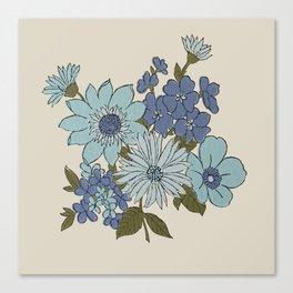 Dorchester Flower 1 Canvas Print