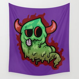 Stink Demon Wall Tapestry