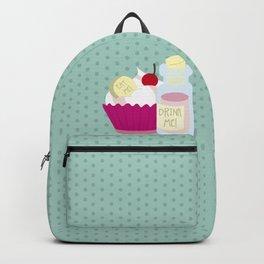 Eat me, drink me Backpack