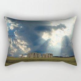 Stonehenge I Rectangular Pillow