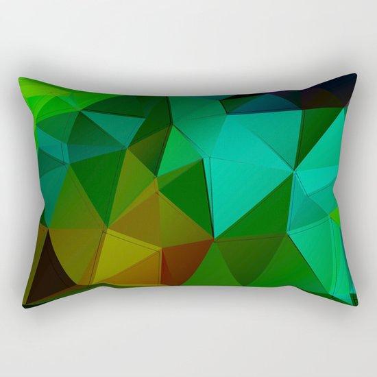 Vertices 5 Rectangular Pillow