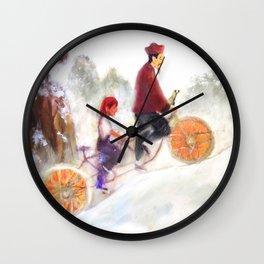 Indochina Wall Clock