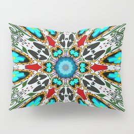 Fleurtastic Pillow Sham
