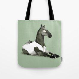 Cavallo offeso Tote Bag