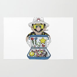 Mario - Fear And Loathing In Las Vegas Rug