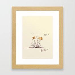 coffeemonsters 493 Framed Art Print