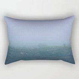 Exit Humanity Rectangular Pillow